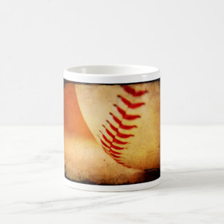 Baseball Classic White Mug