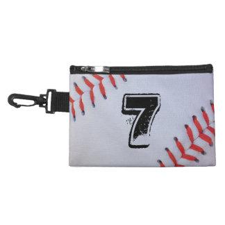Baseball Clip on bag