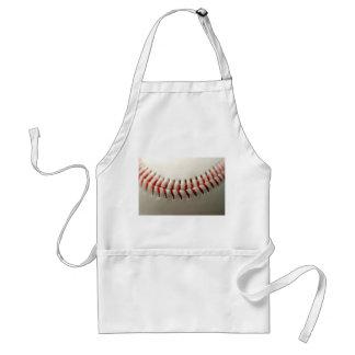 Baseball close up adult apron