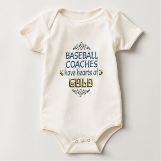 Baseball Coach Appreciation Bodysuit