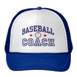 Baseball Coach Hat