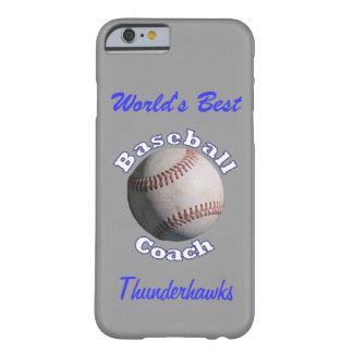 Baseball Coach iPhone 6 Case