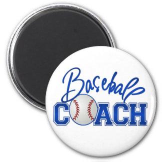 Baseball Coach Magnet