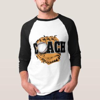 Baseball Coach Shirt