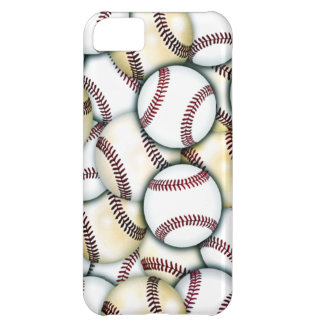 Baseball Collage Case For iPhone 5C