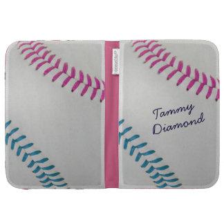Baseball_Color Laces_fu_tl_autograph style 1 Kindle 3G Cover