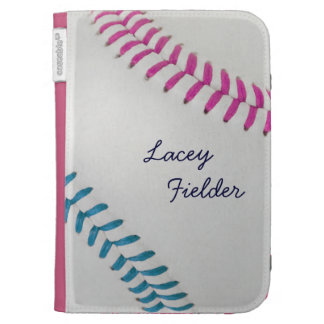 Baseball_Color Laces_fu_tl_autograph style 2 Case For The Kindle
