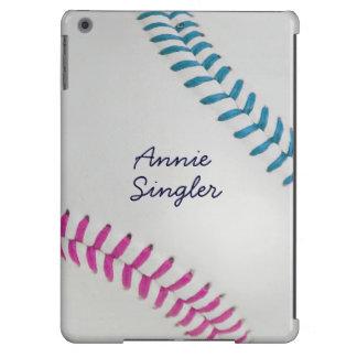 Baseball_Color Laces_fu_tl_autograph style 2 iPad Air Covers
