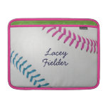 Baseball_Color Laces_fu_tl_autograph style 2 MacBook Air Sleeves
