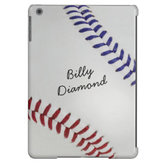 Baseball_Color Laces_nb_dr_autograph style 1 iPad Air Cases