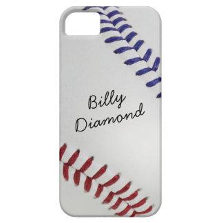 Baseball_Color Laces_nb_dr_autograph style 1 iPhone SE/5/5s Case