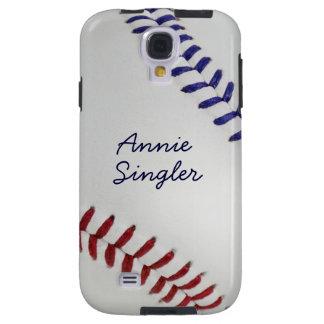 Baseball_Color Laces_nb_dr_autograph style 2 Galaxy S4 Case