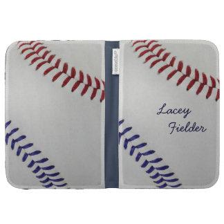Baseball_Color Laces_nb_dr_autograph style 2 Kindle 3G Cover