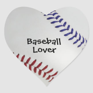 Baseball_Color Laces_nb_dr_Baseball Lover Heart Sticker