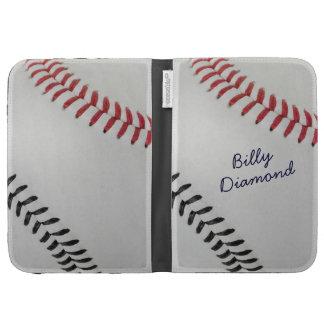 Baseball_Color Laces_rd_bk_autograph style 1 Kindle 3 Cover
