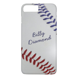 Baseball_Color Laces_Stitching_nb_dr_personalized iPhone 7 Plus Case