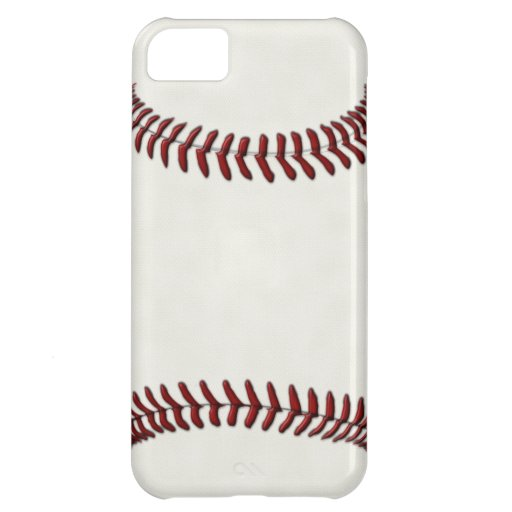 Baseball Cover For iPhone 5C