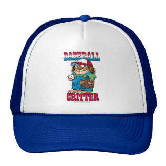 Baseball Critter Hat