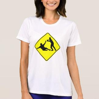 Baseball Crossing Tshirts