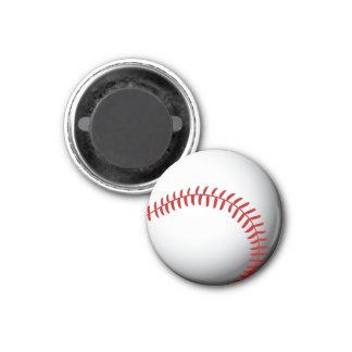 Baseball Custom 1 Inch Round Magnet
