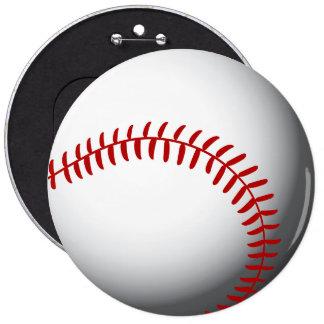 Baseball Custom Button