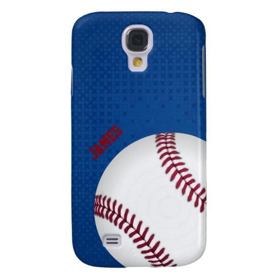 Baseball Custom Samsung S4 Case