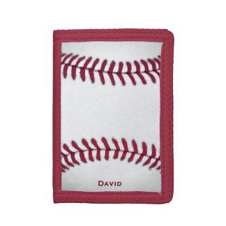 Baseball Custom Wallet