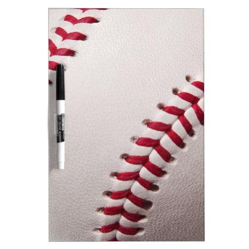 Baseball - Customized Dry Erase Whiteboards