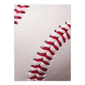 Baseball - Customized Custom Invitations