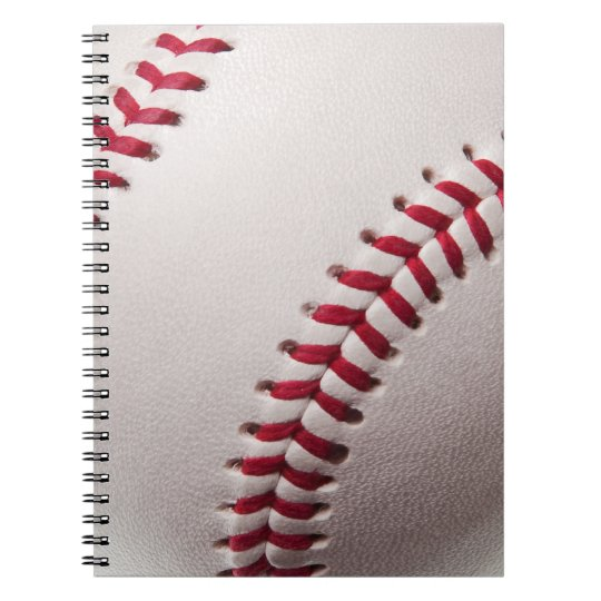 Baseball - Customized Notebook
