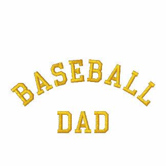BASEBALL DAD Embroidered HOODIE