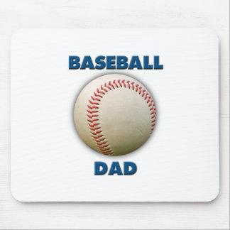 Baseball Dad Mouse Pad