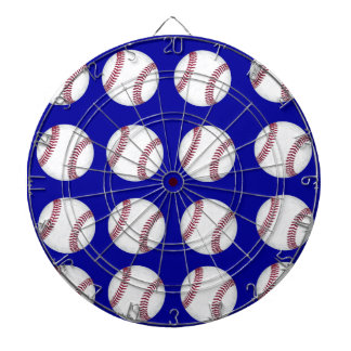 Baseball Dartboard With Darts
