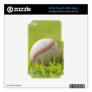 Baseball Decals For iPod Touch 4G