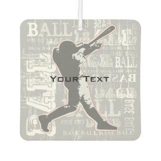 Baseball Design Air Freshener