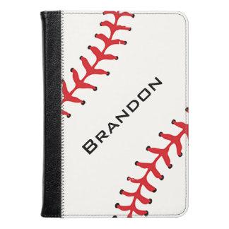 Baseball Design Folio Case