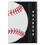 Baseball Design iPad Air Case