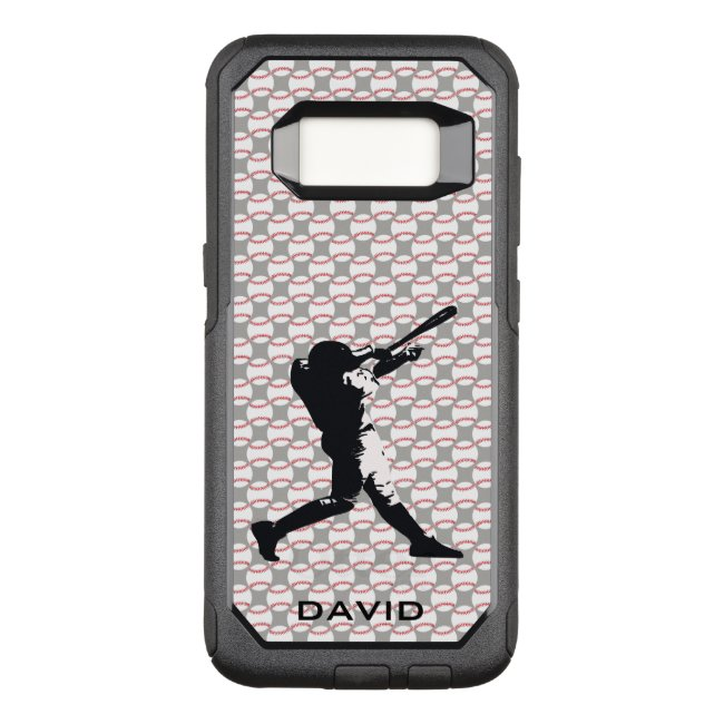 Baseball Design Otter Box