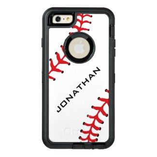 Baseball Design Otter Box