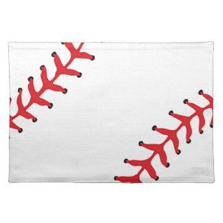 Baseball Design Placemat
