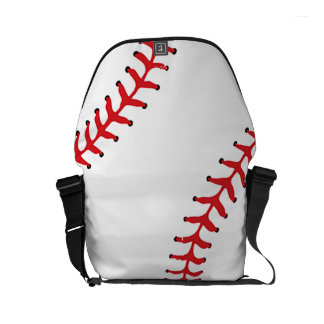 Baseball Design Rickshaw Bag