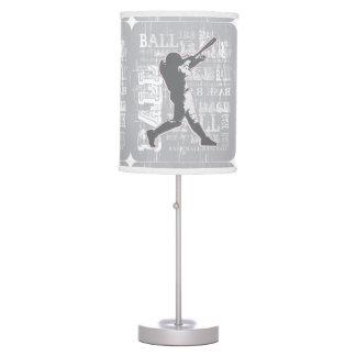 Baseball Design Table Lamp Shade