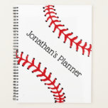 "Baseball Design Weekly/Monthly Planner<br><div class=""desc"">Baseball Design Weekly/Monthly Planner with customizable text.</div>"