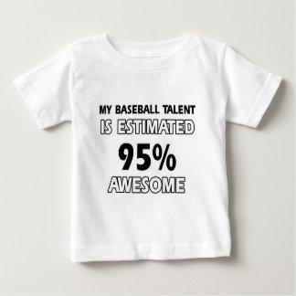 baseball Designs Baby T-Shirt