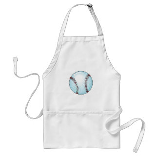 Baseball (Detailed) Adult Apron