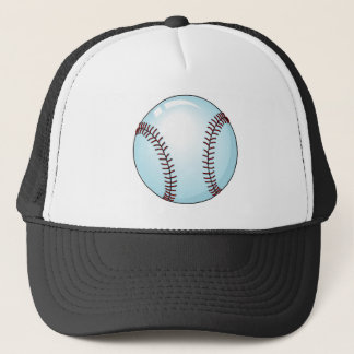 Baseball (Detailed) Trucker Hat