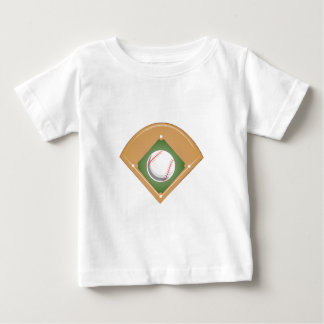 Baseball Diamond Baby T-Shirt