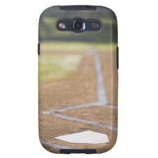 Baseball diamond galaxy s3 cases