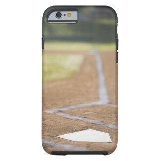 Baseball diamond tough iPhone 6 case