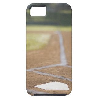 Baseball diamond iPhone 5 covers